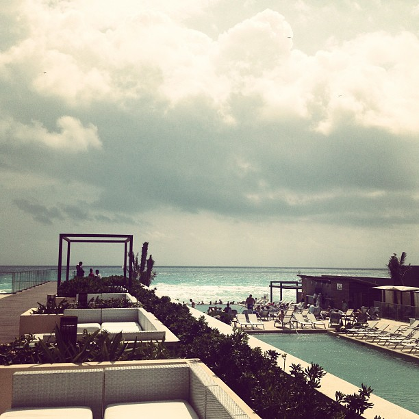 Secrets The Vine Cancun – Pools